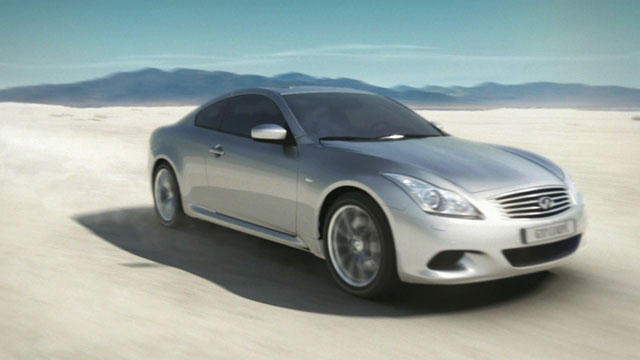 Infiniti Car Visualiser
